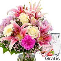 Weisse Blumen Und Weisse Pflanzen Kaufen Und Verschicken Auf Blumen De