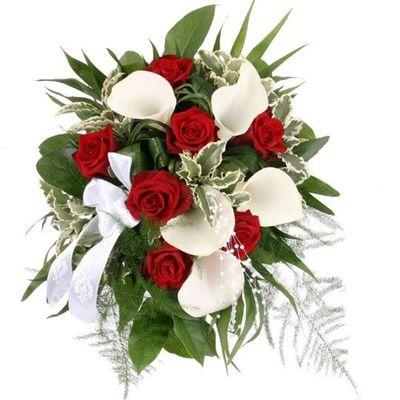 Blumenstrauss Brautstrauss Von Blumenfee Auf Blumen De