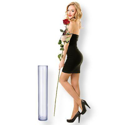 blumenstrau die l ngste echte rose der welt von valentins. Black Bedroom Furniture Sets. Home Design Ideas