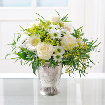 Weisser Blumenstrauss Von Blume2000 De Auf Blumen De