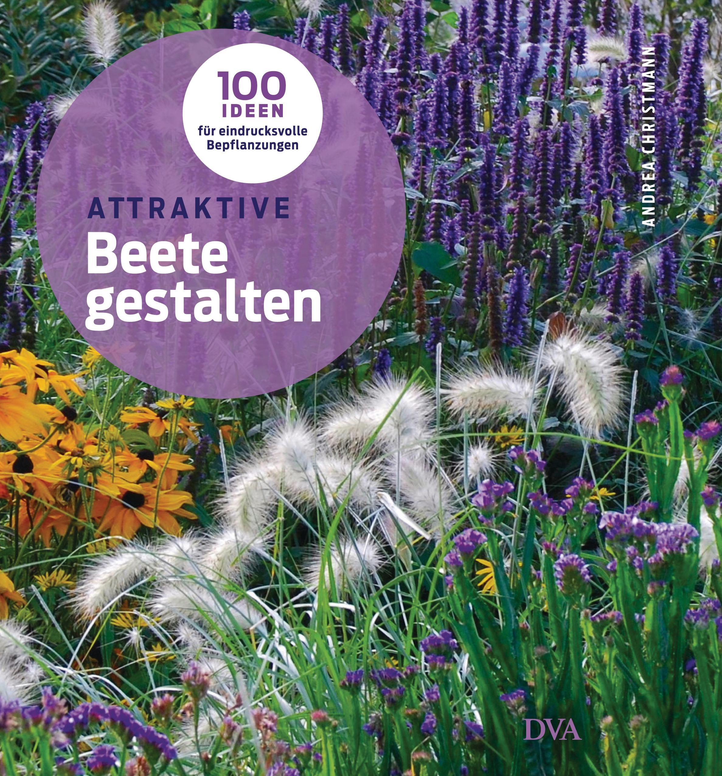 """Blumen.de - Buchempfehlung: """"Attraktive Beete gestalten"""""""